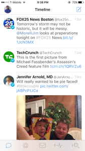 Screenshot of Tweetbot